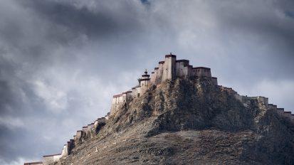 Gyantse Dzong