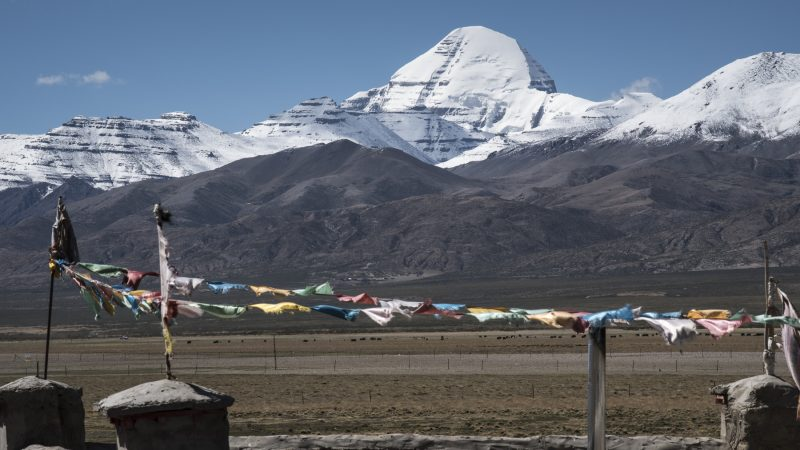 The Road to Kailash (part 1)